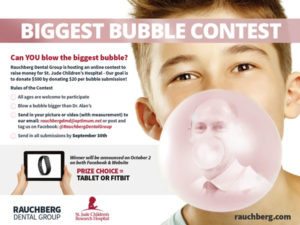 biggest bubble flier