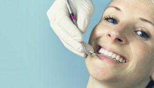 dental exam for gum health